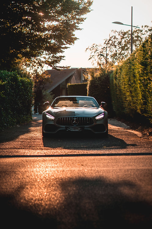 Mercedes AMG GT-C | A partir de