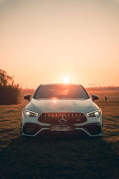 Mercedes CLA 45-S | A partir de