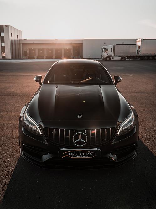 Mercedes C63-S AMG | A partir de