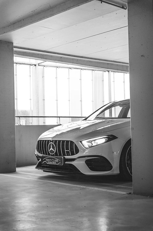 Mercedes A45-S | A partir de