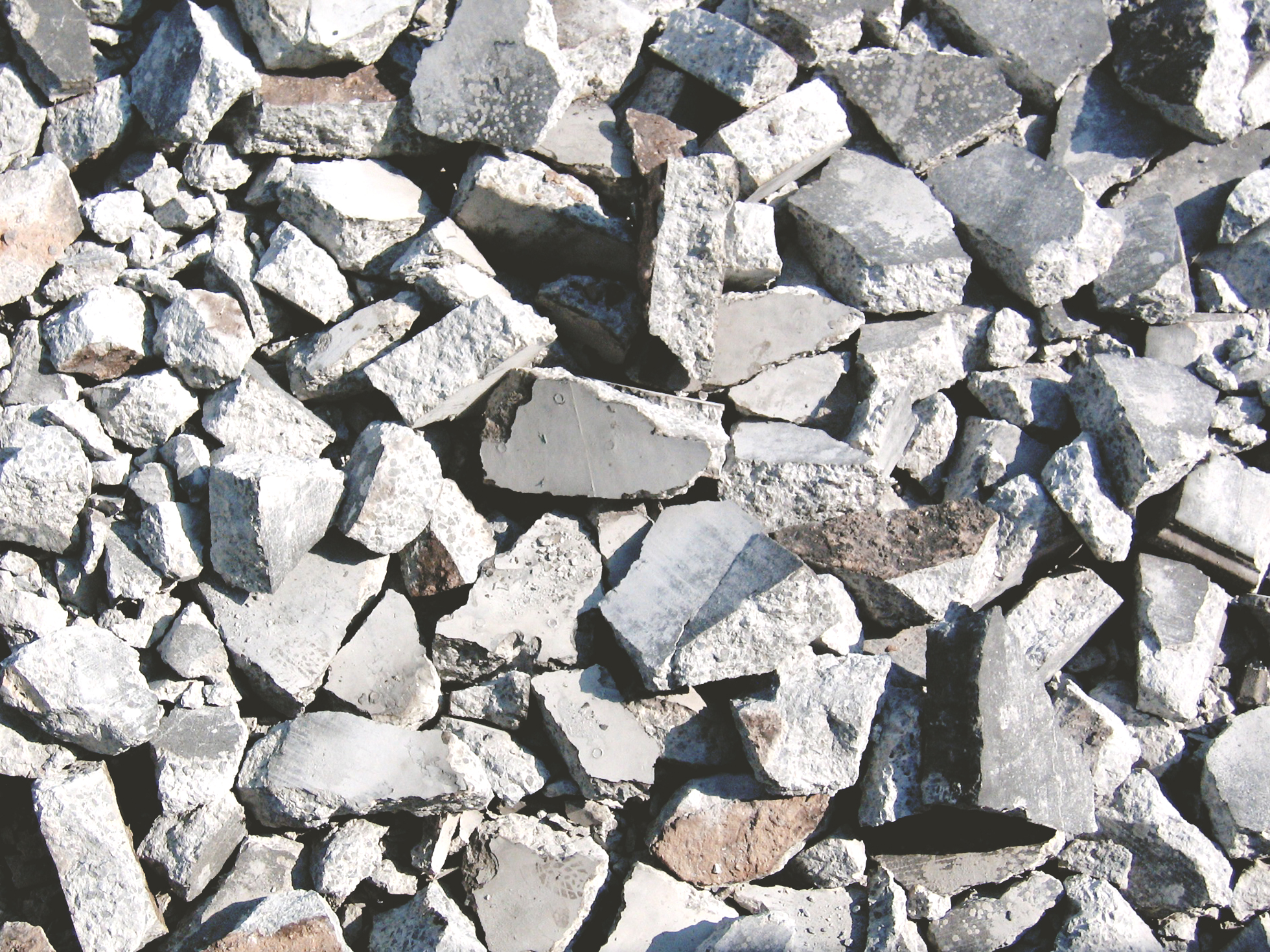 Concrete Crushing & Recycling