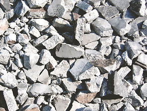 Trituración y reciclaje de concreto