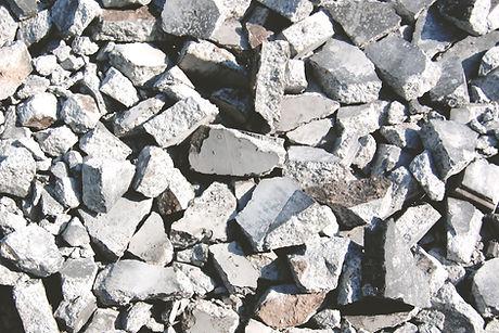 Concrete Peices, Becker Scrivens