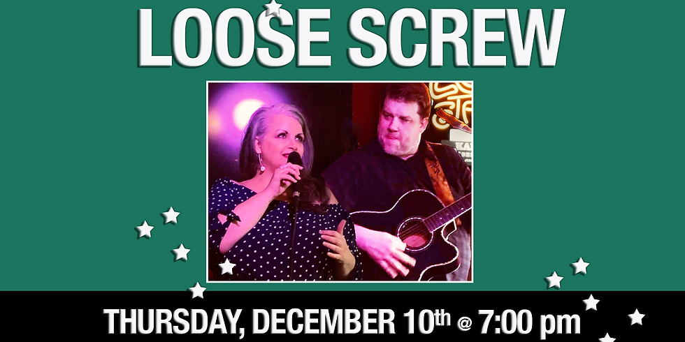 JO ELLEN and the BOX of CHOCOLATES at LOOSE SCREW