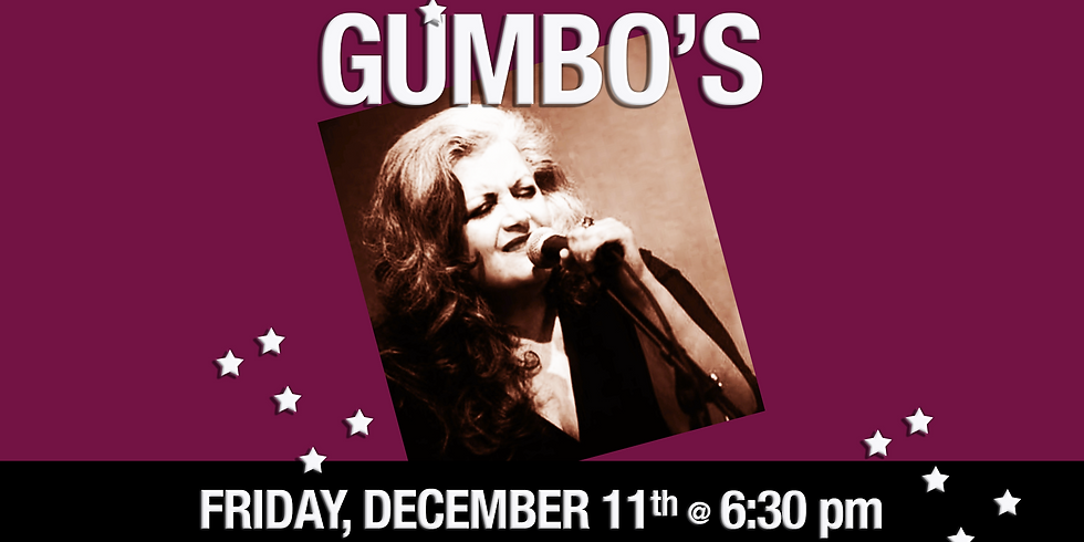 JO ELLEN and the BOX of CHOCOLATES at GUMBO'S