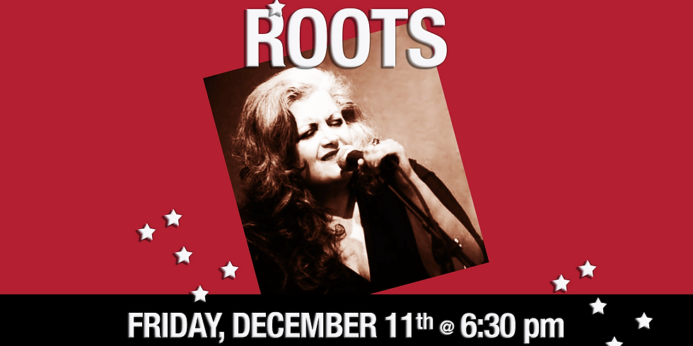 JO ELLEN and the BOX of CHOCOLATES at ROOTS
