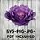 Thumbnail: Paper flower template #2