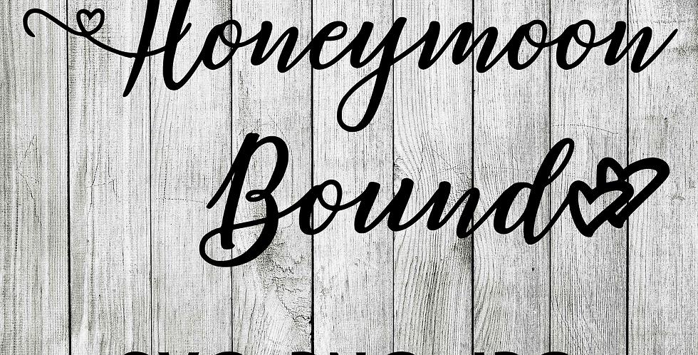 Honeymoon Bound SVG