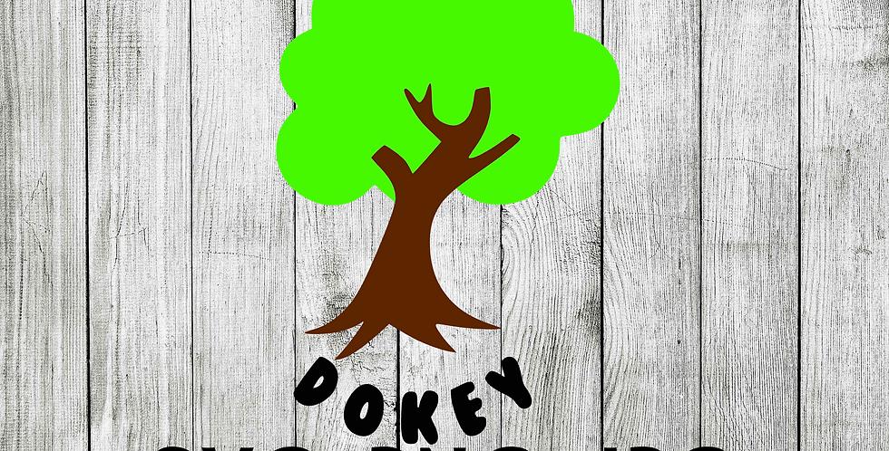 oakey doakey oak tree SVG
