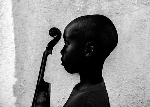 Boy in Harmony