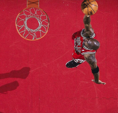 The Goat _ His Airness