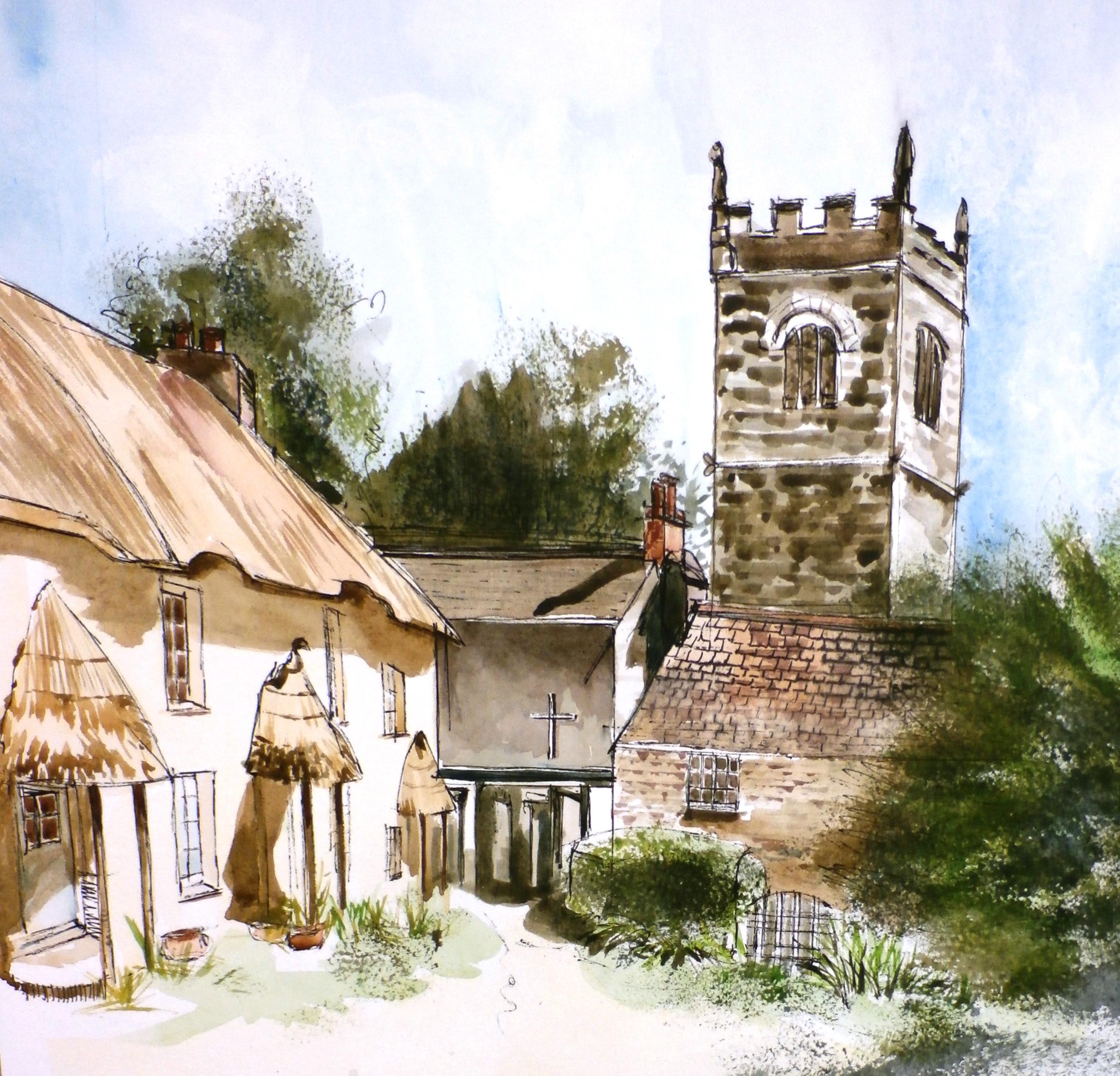 """""""St Clement Village"""""""