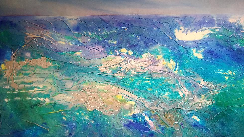 Aqua Vitae 81 x 116 cm
