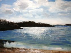 Karen Smith Sunlight on the water.JPG