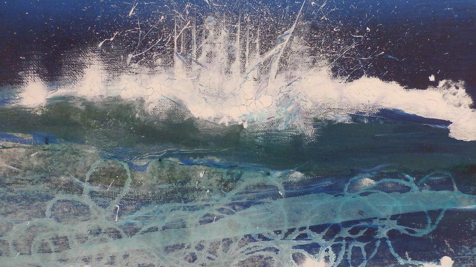 Wave 24 x 30 cm