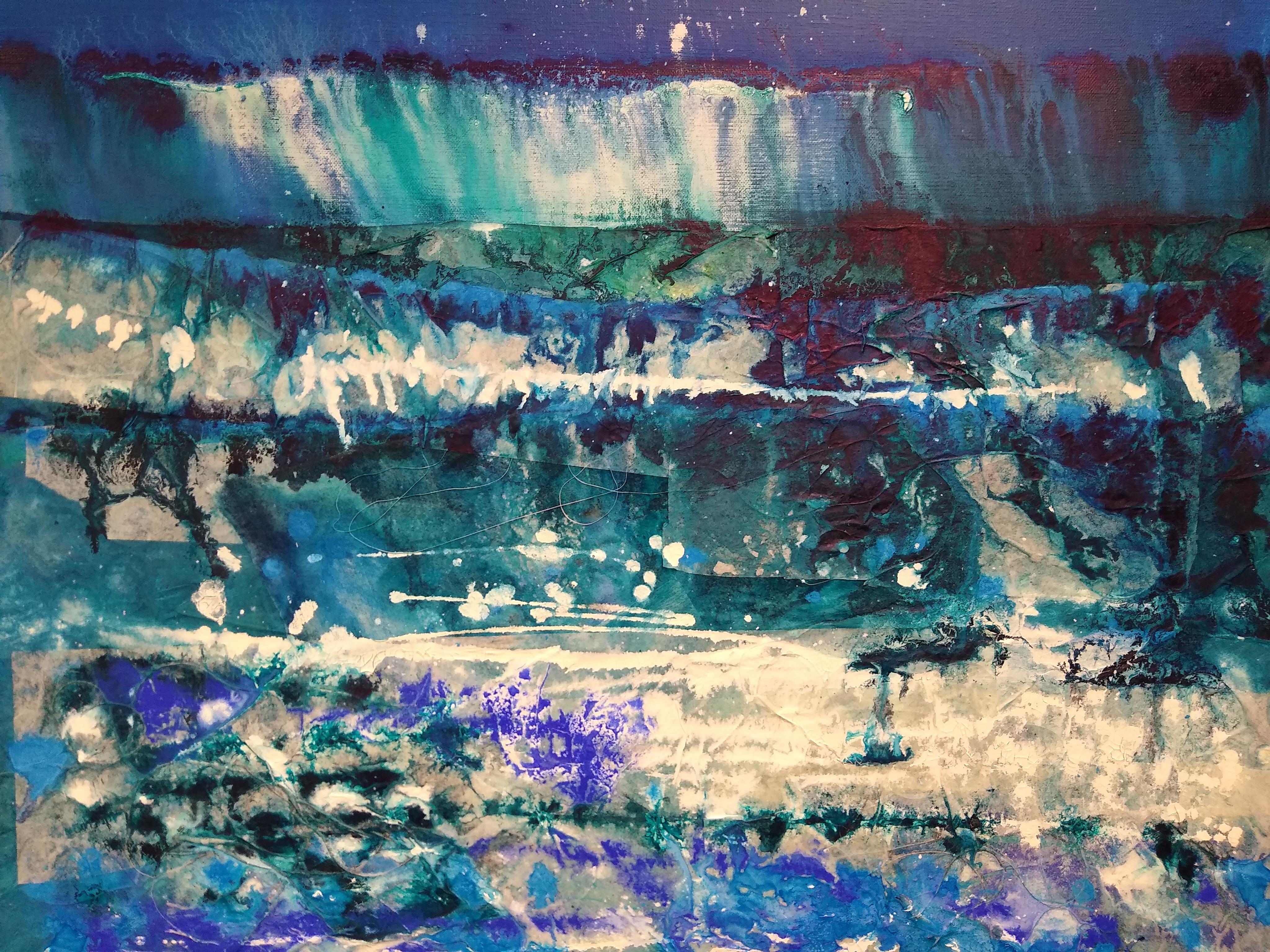 Aqua Fortis 50 x 60 cm