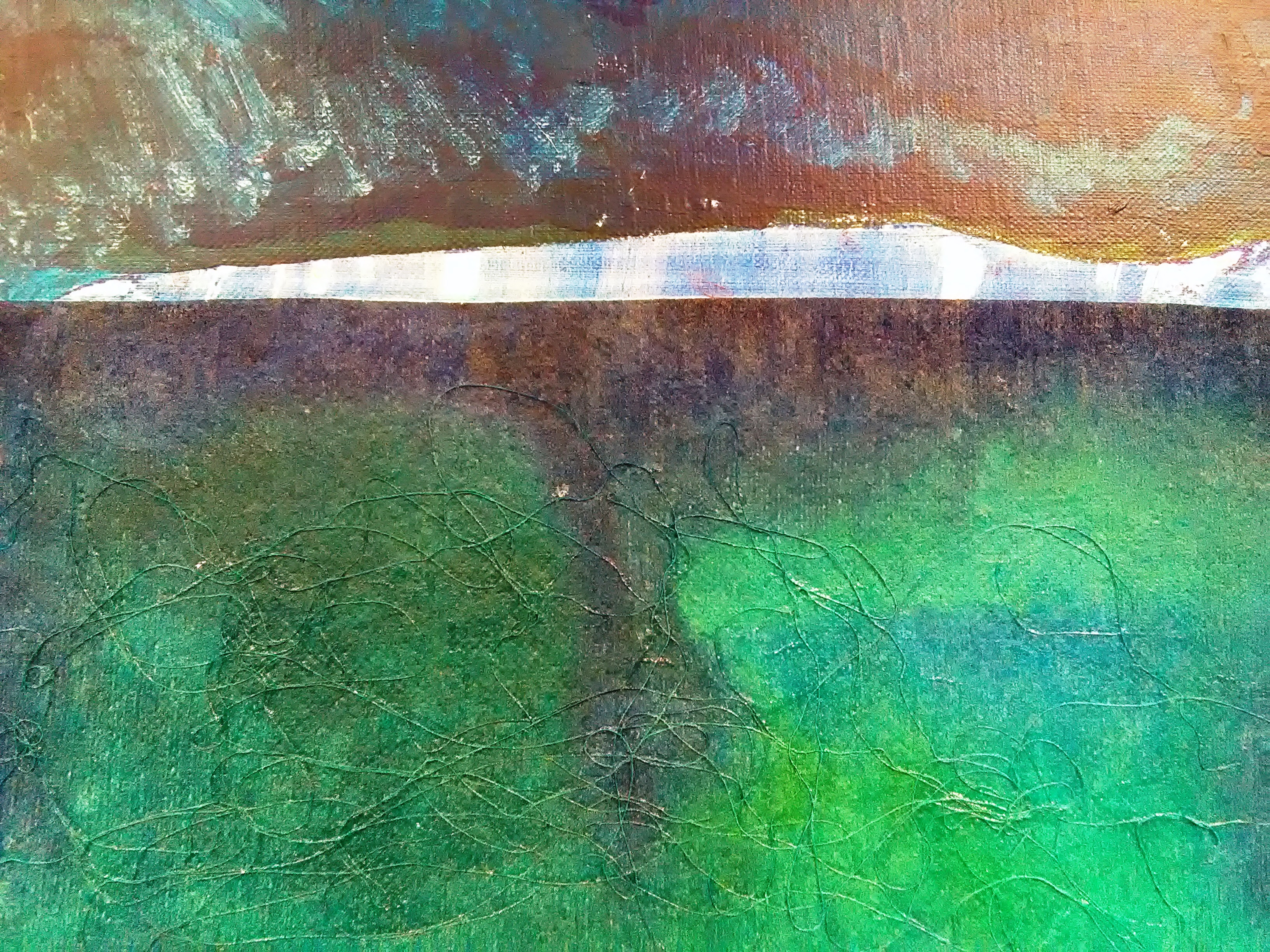 Haven of peace 24 x 30 cm