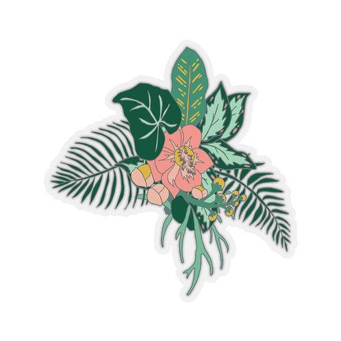 Entebbe Botanical Garden Sticker