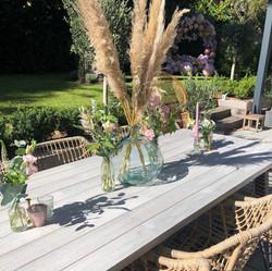 Garden setup