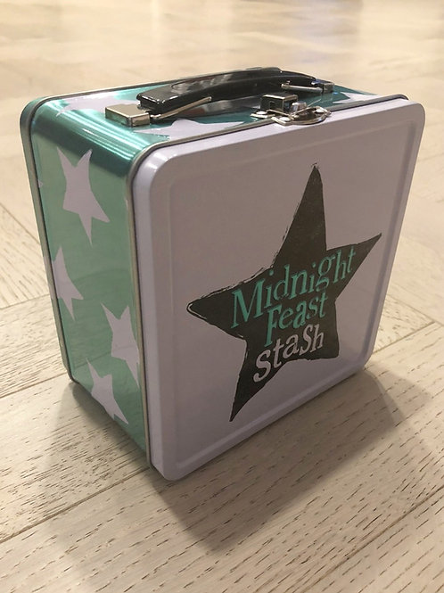 Midnight feast stash tin (individual) filled with goodies