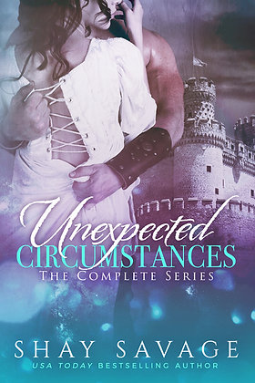 Autographed Copy Of Unexpected Circumstances