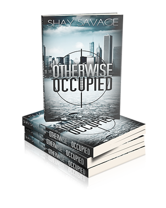 Otherwise Occupied Autographed Paperback