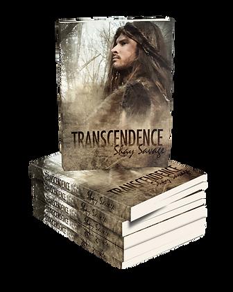 Transcendence Autographed Paperback