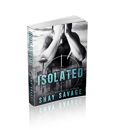 Isolated Autographed Paperback