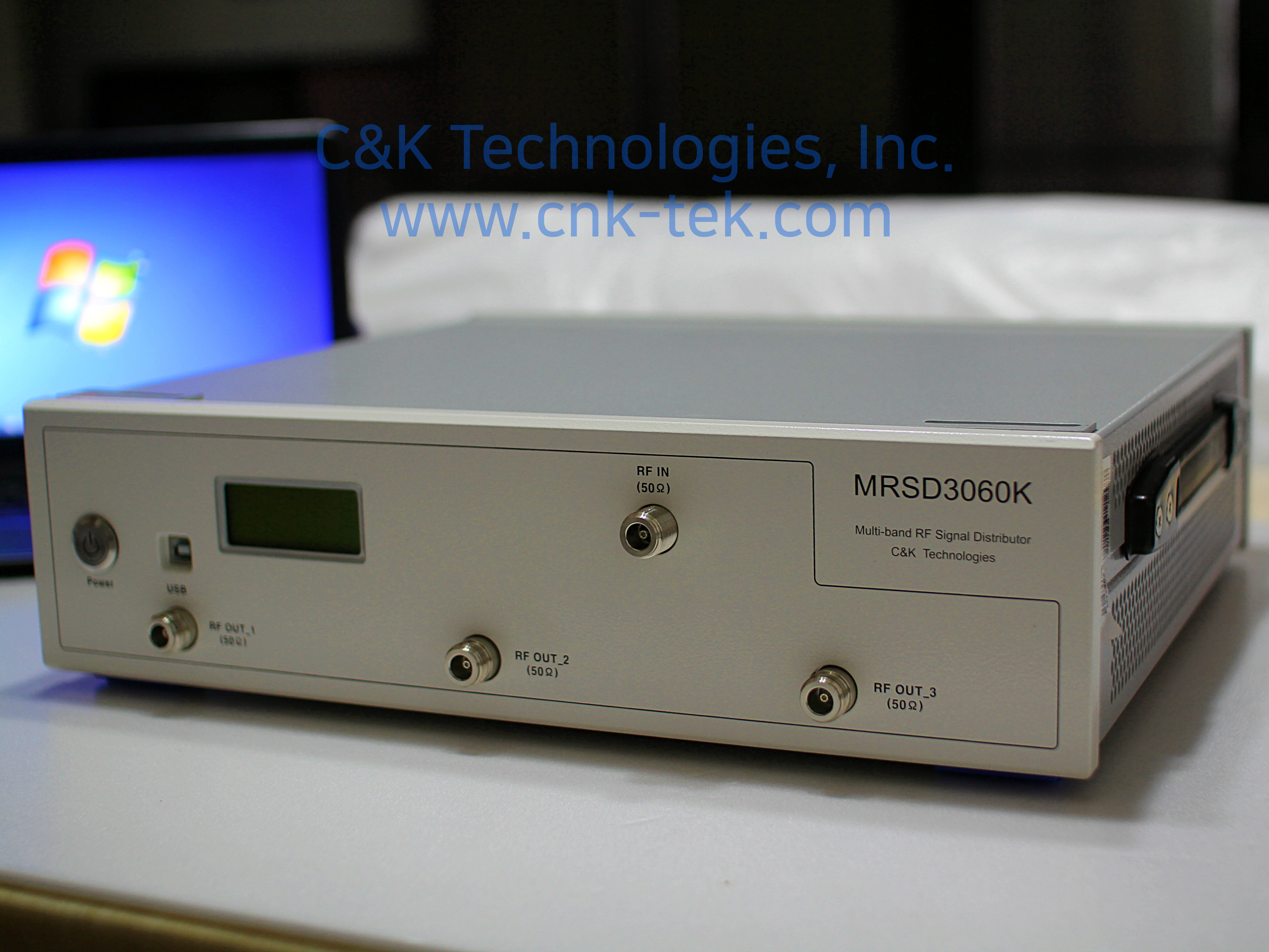 RF Signal Distribution unit_MRSD 001