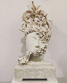 💫 here is my ceramic sculpture that sen