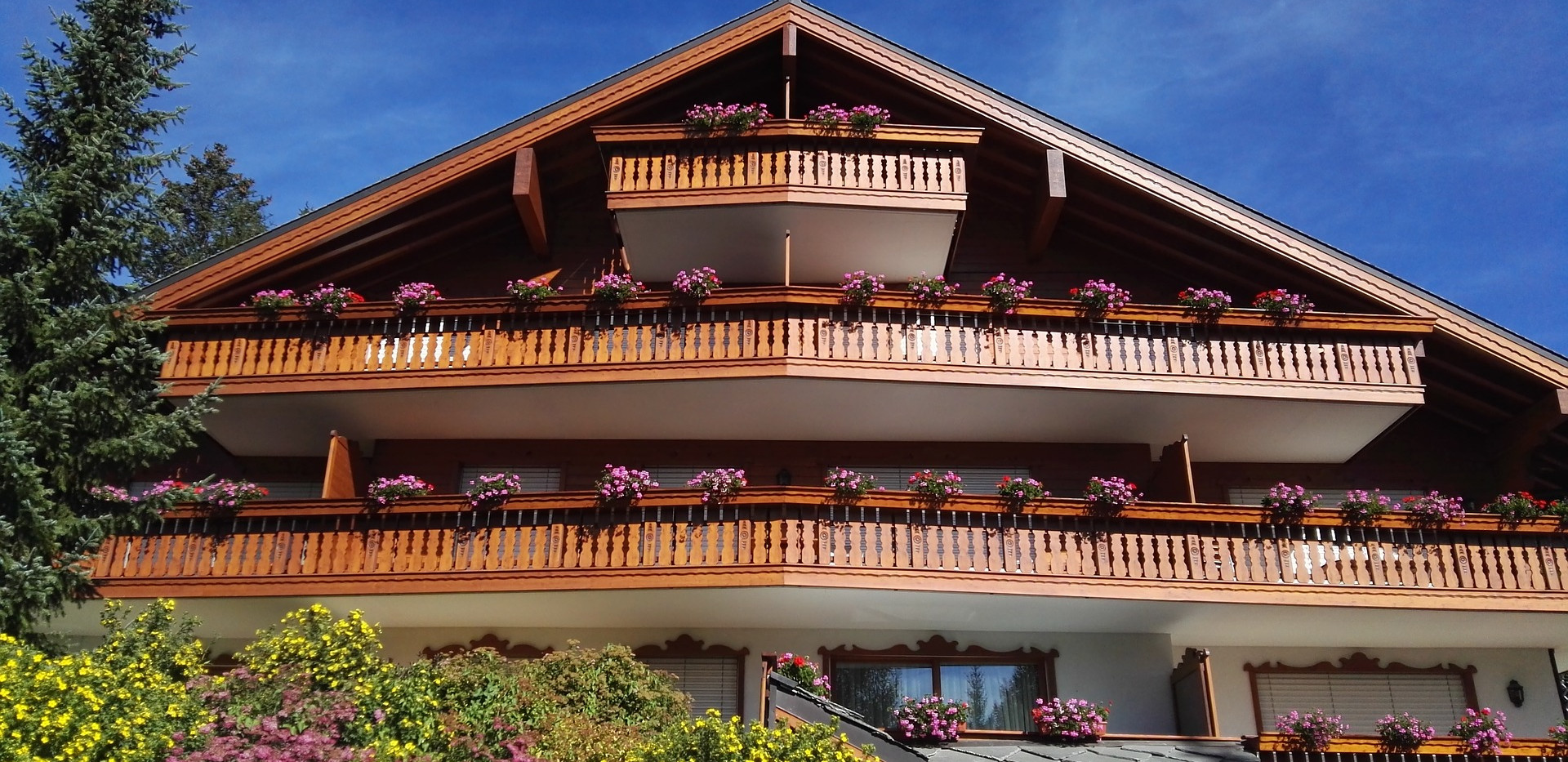 Chalet collectif