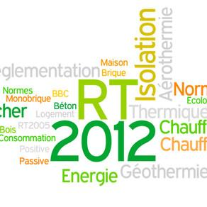 Différence entre RT2012 et RT2020