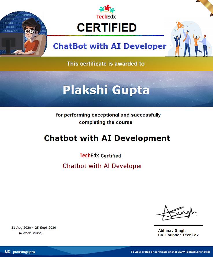 Chatbot with AI-PlakshiGupta.png