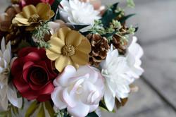paper flower bouquet 2clvr designs