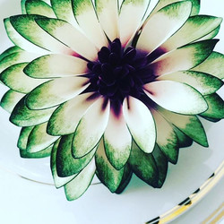 Bring me back to colouring again....I love this dahlia and all it's glory