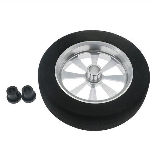 """FlyWheelz™AluHubLight Foam Wheel2.5""""/6.35cm"""