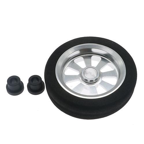 """FlyWheelz™Alu Hub Light Foam Wheel 2""""/5.08cm"""