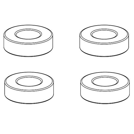 Bushings 3x6x2.5mm (4)