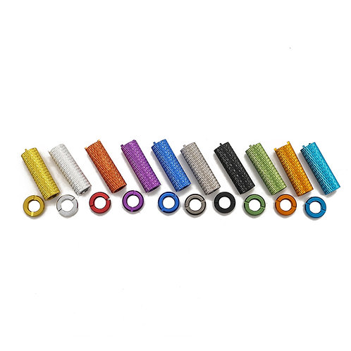 Spektrum radio colourful switch nuts with little wrench
