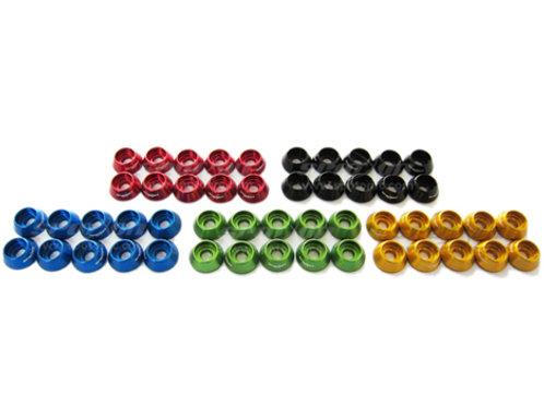 Washers - Cap Bolt M3, #4-40
