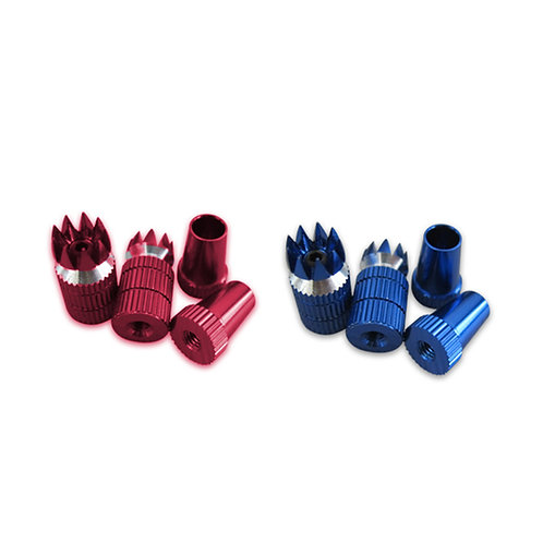 transmitter stick ends (M4 thread for JR and Spektrum DX18)