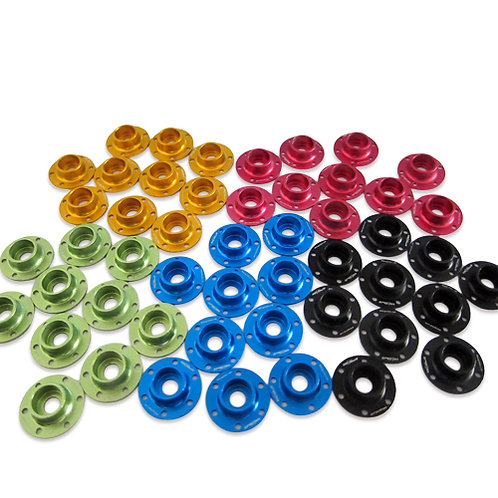 Washers - Wide M3, #4-40