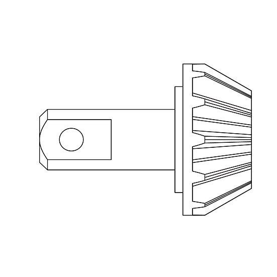 Pinion Gear 12T