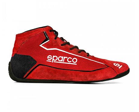 "Scarpa racing omologata ""SLALOM +"" (Rosso)"