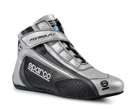 "Stivaletto Sparco racing ""FORUMLA+"" (Silver)"