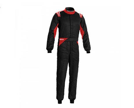 "Tuta racing Sparco ""R548 Sprint 2020"" (Nero/Rosso)"