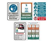 gm safety prodotti in vetrina