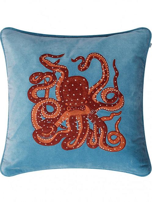 Pute Octopus Blue-Orange