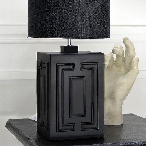 Lampe Stucco Svart matt