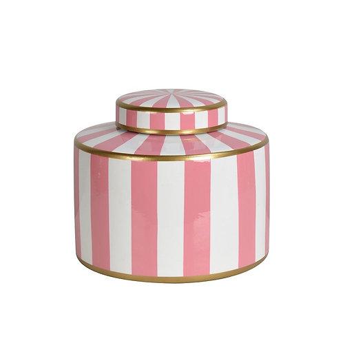 Krukke Stripe Pink